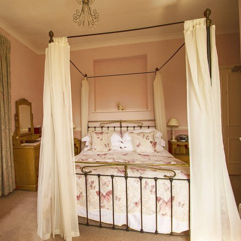 Old Rectory Coniston Bedrooms